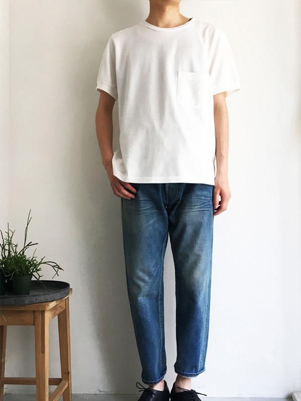 ordinary fits _ 5pocket ankle denim / Used