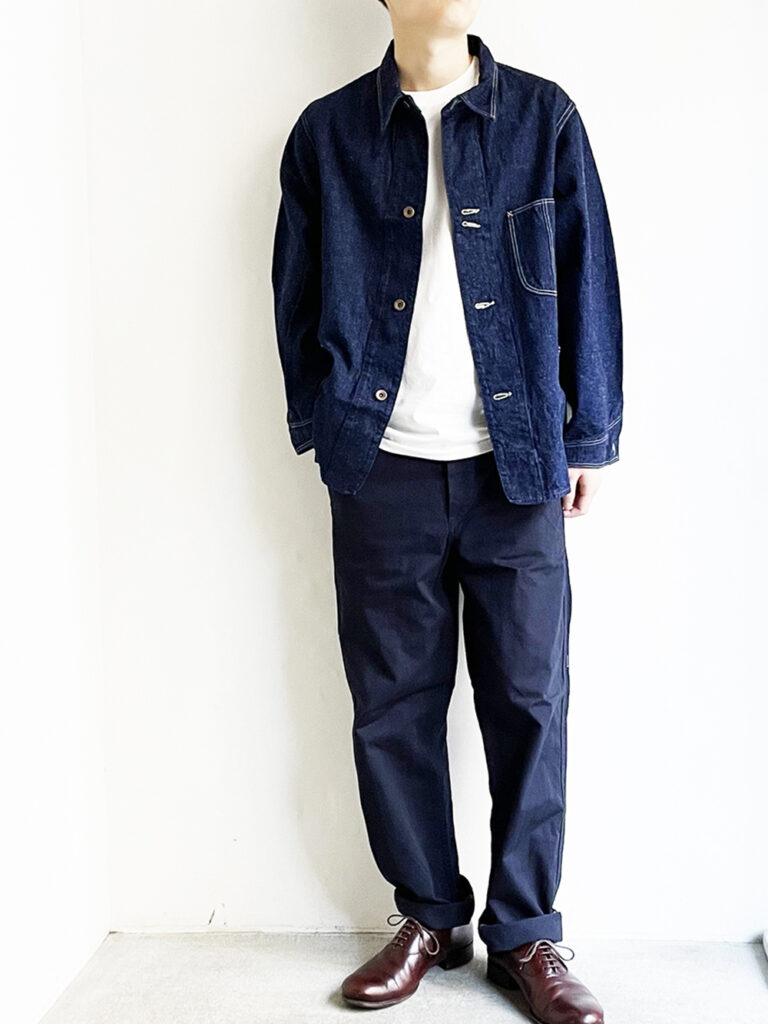 orSlow _ 40's CoverAll / 1 wash