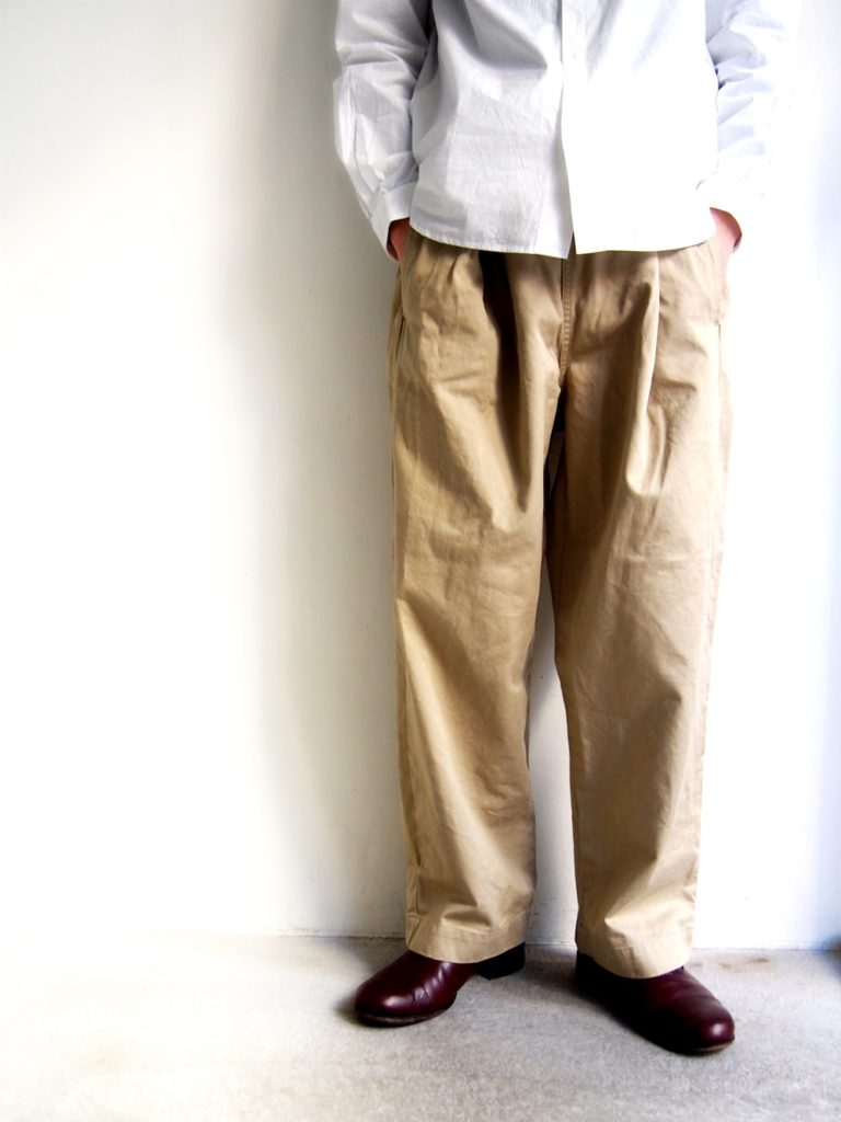 ordinary fits _ Bottles Pants / Beige