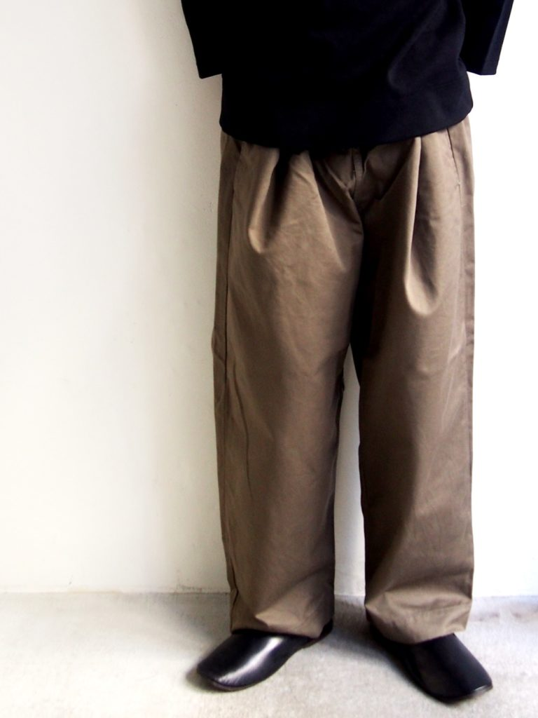 ordinary fits _ Bottles Pants / Khaki