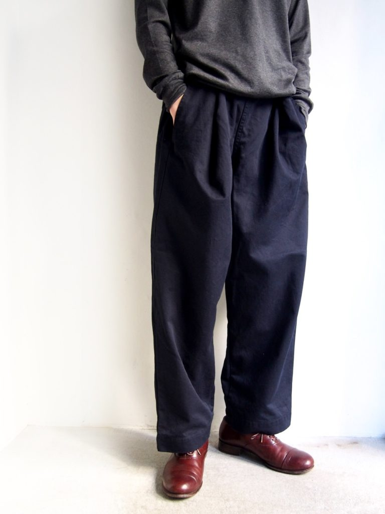 ordinary fits _ Bottles Pants / Navy