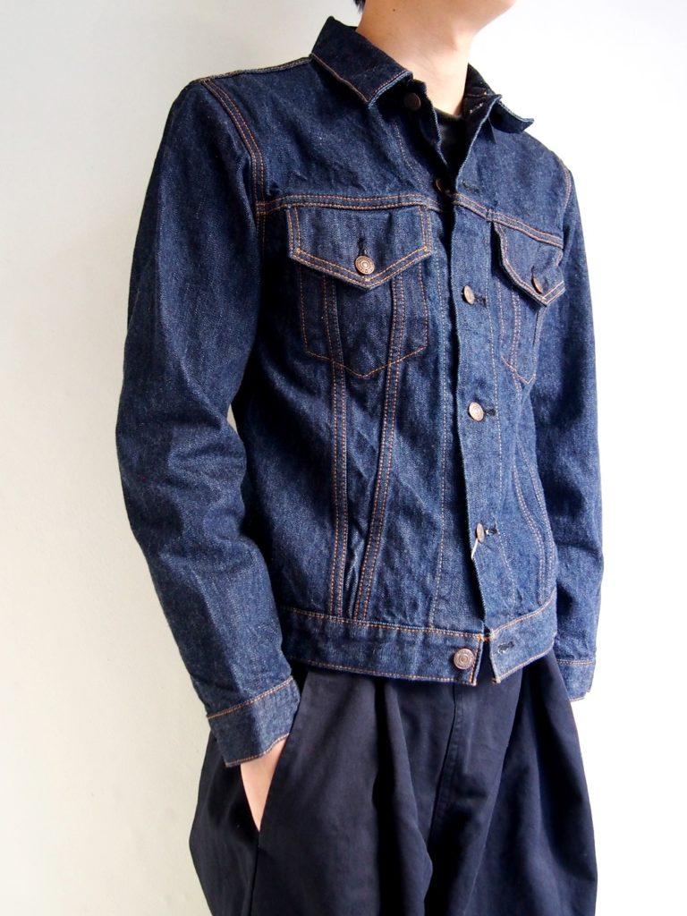 orSlow _ 60'S DENIM ジャケット / ONE WASH