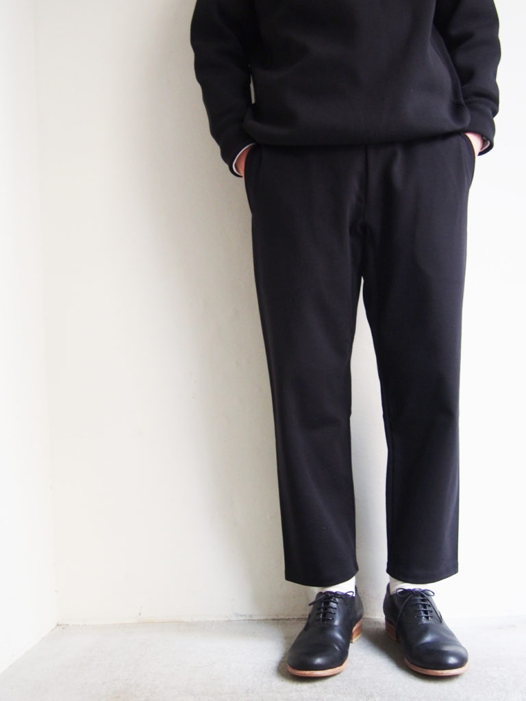 YAECA _ MOCK RODDY EAZY PANTS / Navy