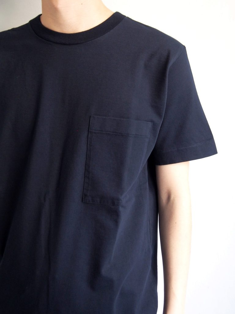 BETTER _  S/S クルーネックTシャツ / Navy