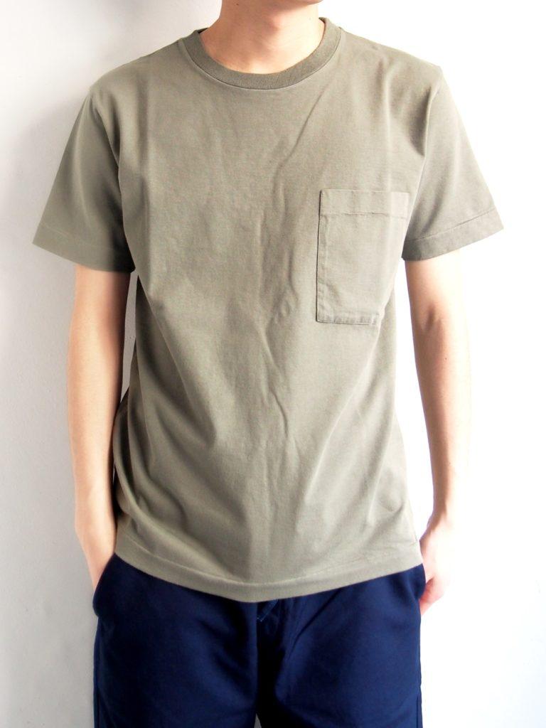 BETTER _  S/S クルーネックTシャツ / S. Gray