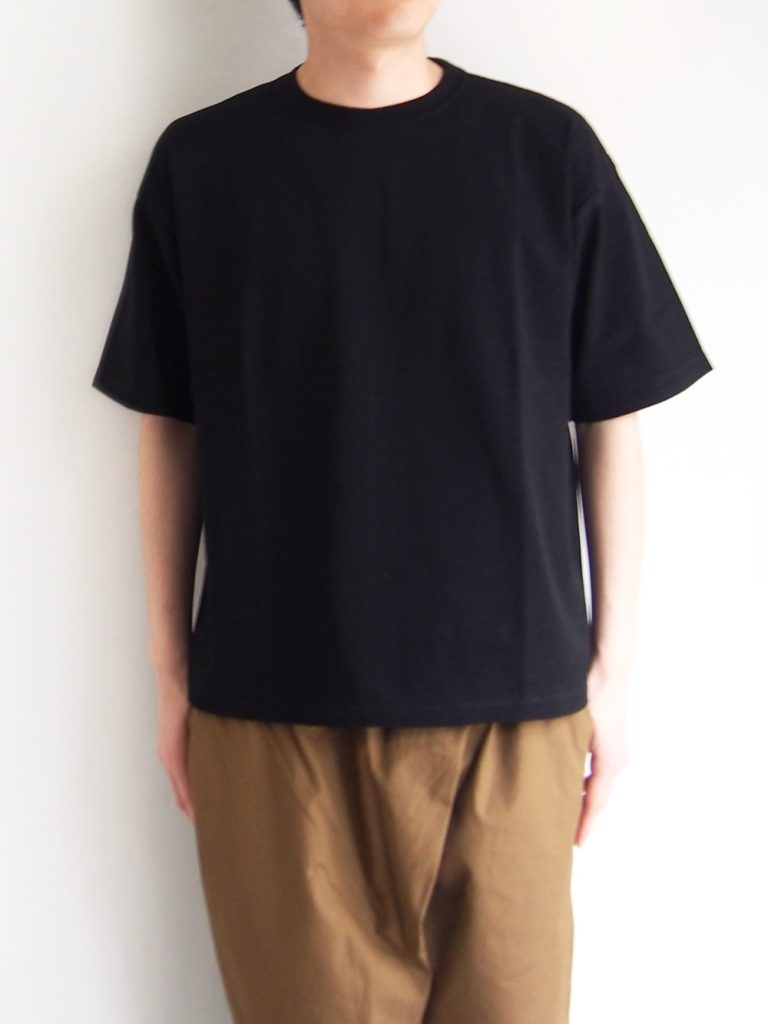ordinary fits(UNISEX)_Tシャツ / Black