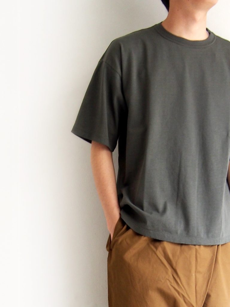 ordinary fits(UNISEX)_Tシャツ / Khaki