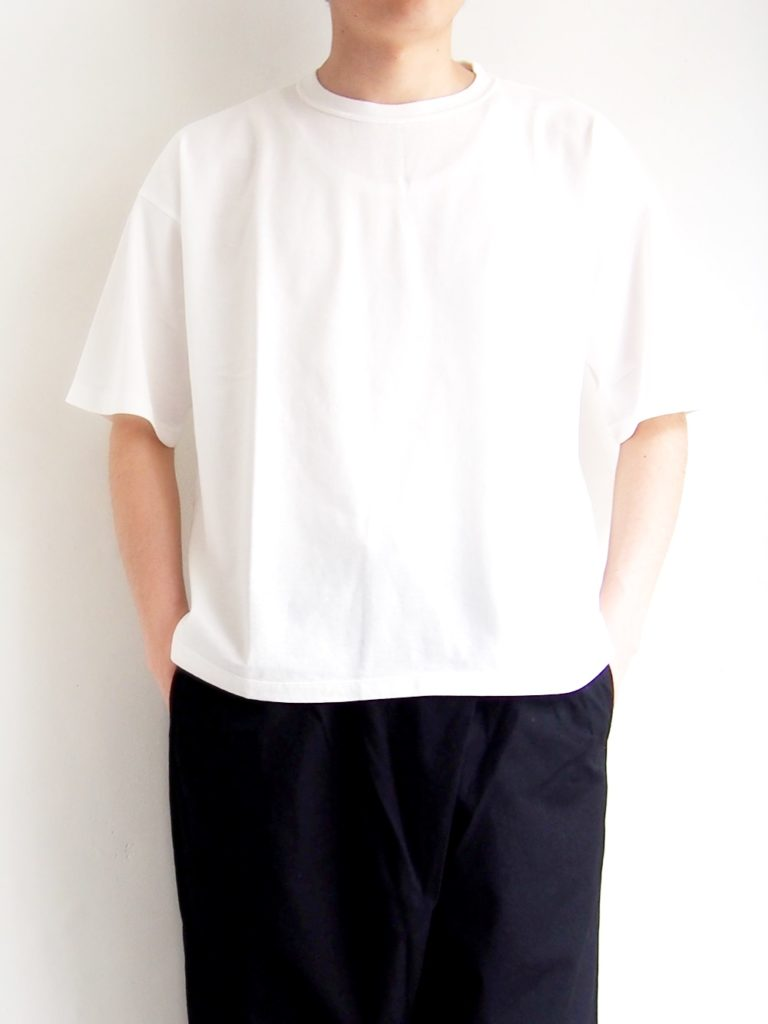 ordinary fits(UNISEX)_Tシャツ / White