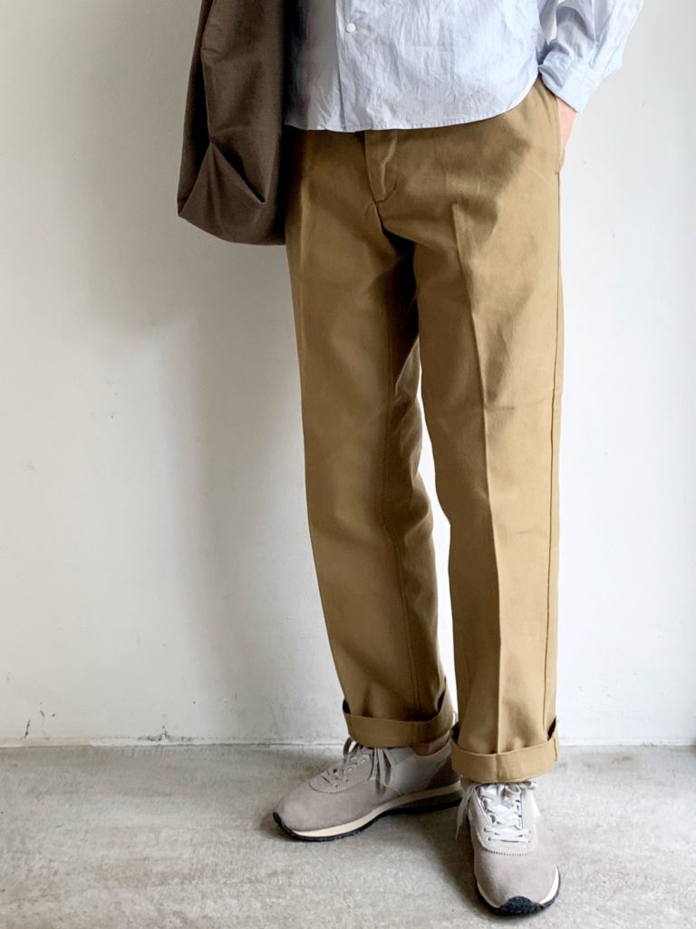 ordinary fits _ ヤードトラウザーズ / Beige