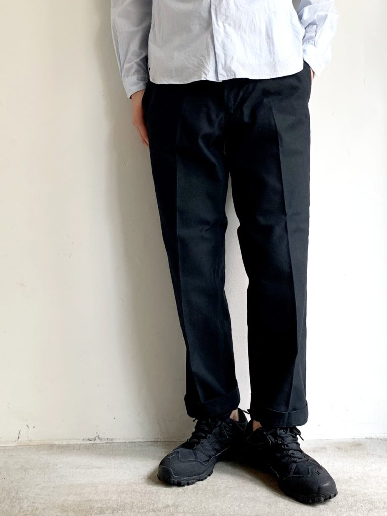 ordinary fits _ ヤードトラウザーズ / Black