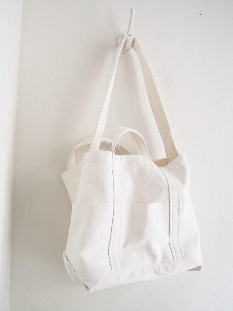 YAECA _ ツールバッグ C- Medium    White