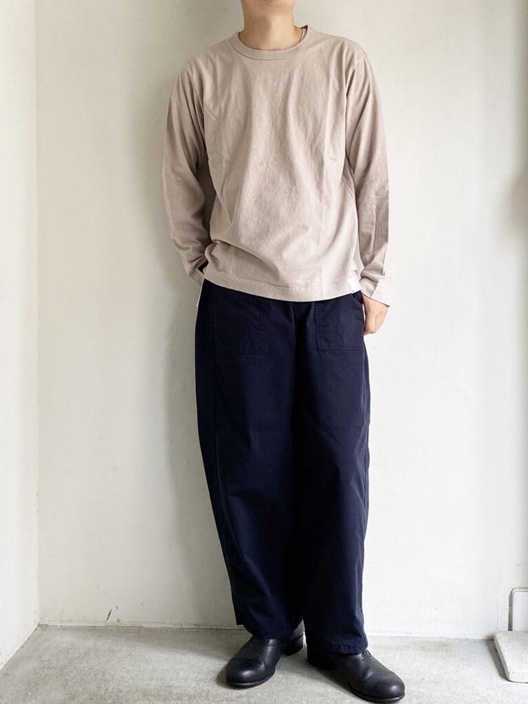 ordinary fits _ ジェームスパンツ チノ / Navy