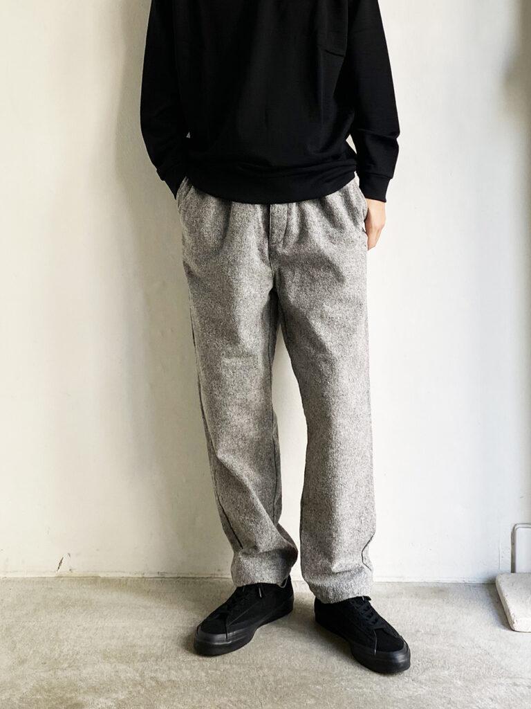 ordinary fits _ パジャマパンツ  / Gray